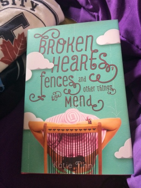 Broken Hearts, Fences and Other Things To Mend cover