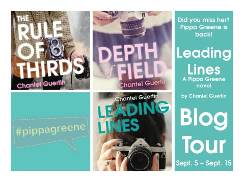 Blog Tour - Leading Lines