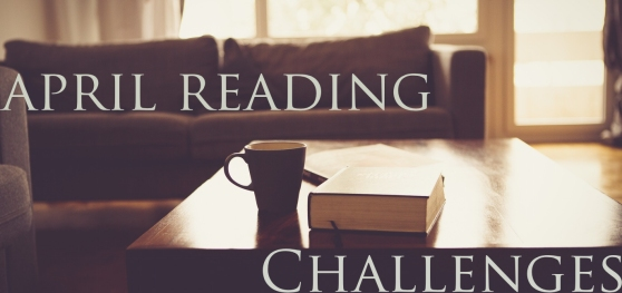 april reading challenges