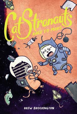 catstronauts race to mars