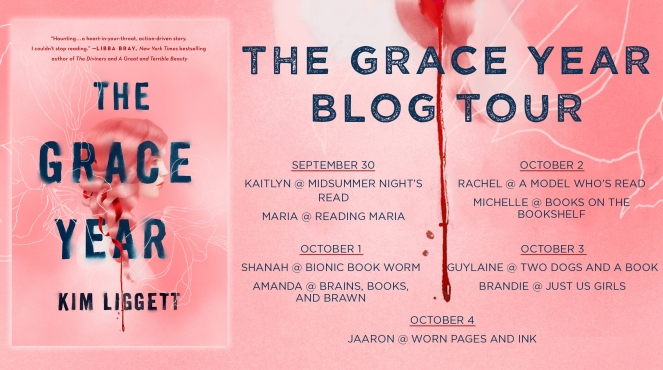 The Grace Year Blog Evite
